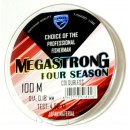 Леска  30м. MEGASTRONG Four Season Colourless