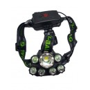 Светодиодный налобный аккумуляторный фонарик BL-T75-T6 HEAD LAMP