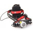 Светодиодный налобный фонарик 200W TK-37 High Power ZOOM HEADLAMP