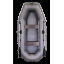 Надувная лодка Аква-Мастер 300 ТР с передвижным сидением (ликтрос-ликпаз), навесной транец