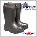 Сапоги TORVI T -60°C ЭВА (EVA) с утепляющей вставкой