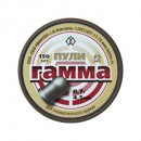 """Пули пневматические """"Гамма"""" (150 шт.) кал. 4,5. вес 0.7 г."""