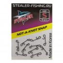 Безузловая застежка Stealer Not-a-knot Snap M (10шт/уп)