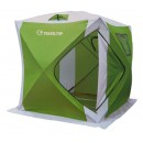 Палатка   зимняя  Куб 2.0х2.0м. высота 2.15м (Цвет: Зеленый) TRAVELTOP СT-1620