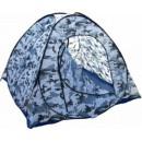 """Палатка  для зимней рыбалки 200см-200см-145см.""""Скаут"""" (дно на молнии)SportWinner"""