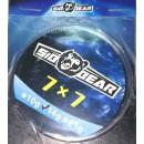 Поводковый материал Тест 14кг. SibBear 7*7