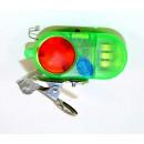 Сигнализатор поклевки электронный на удочку с зажимом HBL-04