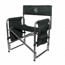Кресло складное туристическое с алюминиевый карманами Улов