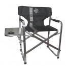 Кресло складное туристическое алюминиевой со столиком Улов