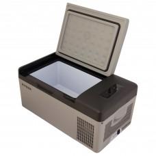 Автохолодильник CP15, однокамерный, объем 15л. вес 8,6кг. Kyoda